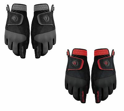 Taylormade Rain Control Mens Golf Gloves New 2018 - Pick A Size And Color!