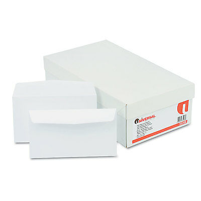 UNIVERSAL Business Envelope #6 3/4 3 5/8 x 6 1/2 White 500/Box 35206