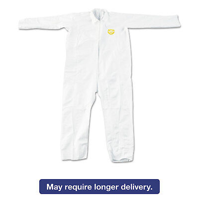 DuPont ProShield NexGen Coveralls White 3X-Large 25/Carton NG120S3XL