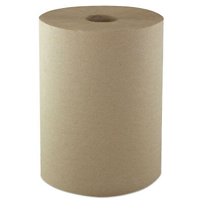 Morcon Hardwound Roll Towels 1-Ply 10 x 800 ft Kraft 6/CT R106