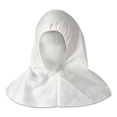 KleenGuard* A20 Breathable Particle Protection Hood White One Size Fits All 100