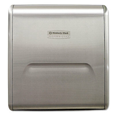 Kimberly-Clark Professional Mod Stainless Steel Recessed Dispenser Housing