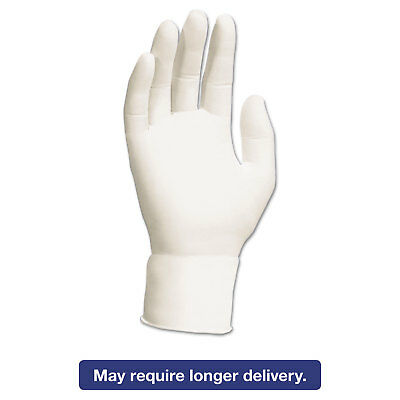 Kimtech* G5 Nitrile Gloves Powder-Free Small White 100/Pack 56864
