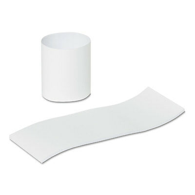 "Royal Napkin Bands Paper White 1 1/2"" 4000/Carton RNB4M"