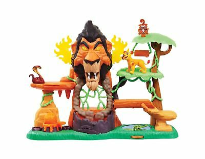 Just Play Lion Guard The Rise of Scar Play Set