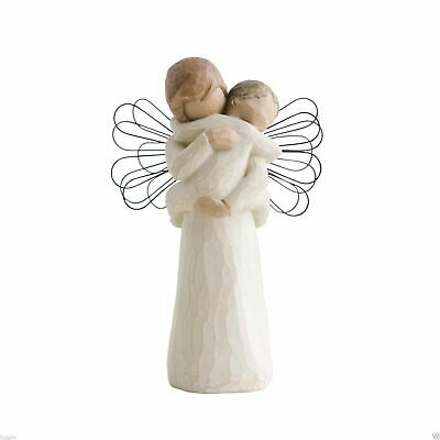 Angel's Embrace Mother and Child  Willow Tree Figurine By Susan Lordi  26084