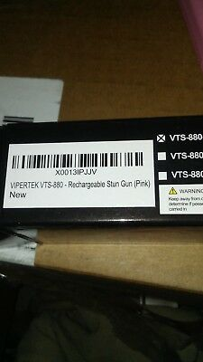 Personal pertect. VIPERTEK BLACK VTS-880 450 MV Mini Rechargeable LED Police Stu