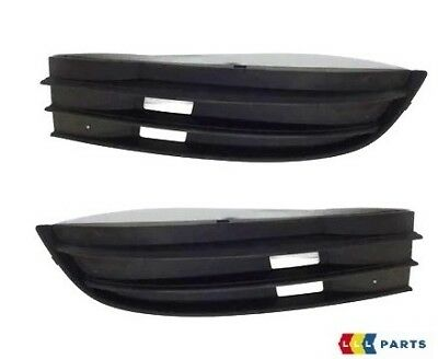 FRONT BOTTOM RIGHT O//S LOWER BUMPER BLACK GRILL TRIM NEW VW TOURAN 1T3 2010