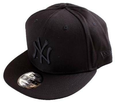 New Era MLB 9FIFTY New York Yankees Snapback - Black/Black