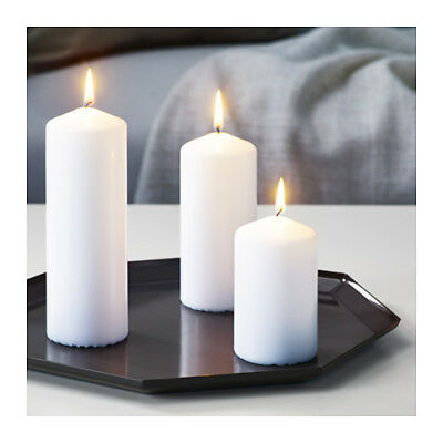GREY Octagon Metal Candle Holder Dish Home Decor Serving Tray Cake Plate 26.5cm