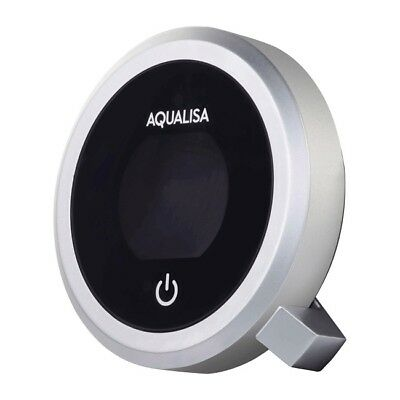 Aqualisa Q Accent Ring Pack for Controller & Handset Stardust Silver QTD.AA.01