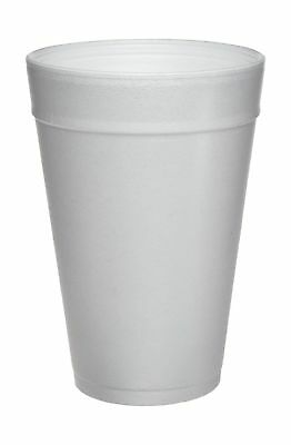 Dart White Foam Cups 32 Oz Pack Of 25 (See More Size Options) 1