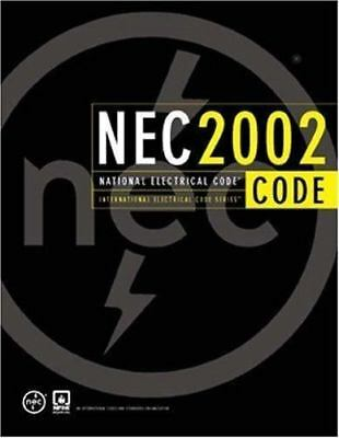 Nec 2002 national electrical code book 1200 picclick nec 2002 national electrical code book fandeluxe Gallery