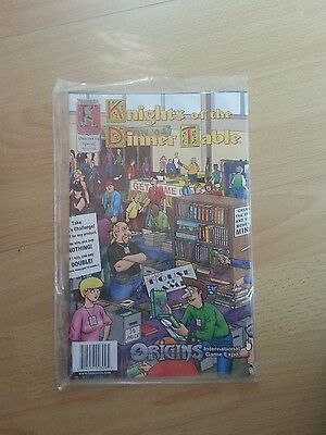 KODT COMIC Knights of the Dinner Table No. 4 rare selten