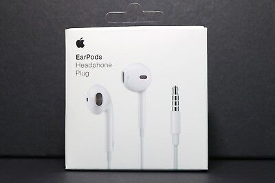 Apple Wired Headset Earpods Plug for devices A1472 with a 3.5mm Headphone Jack