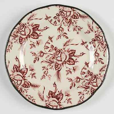 Wood & Sons COLONIAL ROSE PINK Bread & Butter Plate 3452644
