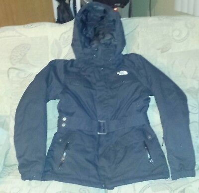a190f1989 THE NORTH FACE HyVent 600 Goose Down Winter insulated Ski Jacket Womens  Size M