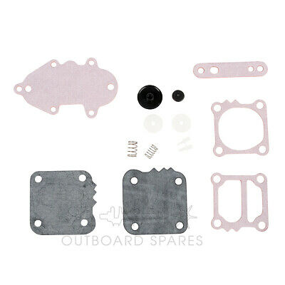 A New Mercury Mariner Fuel Pump Gasket Kit for 35hp-250hp Outboard #21-857005A 1