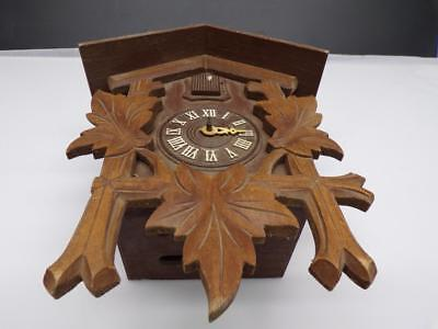 German Black Forest Cuckoo Parts Clock 8-Day 34/1/74 Bachmeier Movement D642