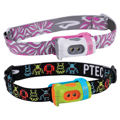 Princeton Tec BOT Kids Headlamp ideal for camping with kids no more lost torches