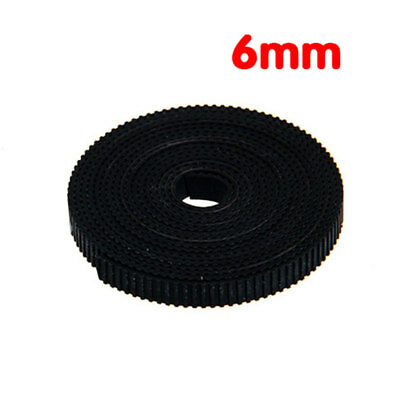 3D Printer Printing GT2 Timing Belt 1M Length 2mm Pitch 6mm Width For Reprap