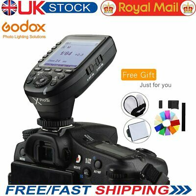 Godox Xpro-S 2.4G TTL LCD Wireless X System Transmitter Trigger For Sony Cameras