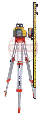 Spectra Precision Gl422N + Hl760 Self-Leveling Dual Slope Laser Level,trimble