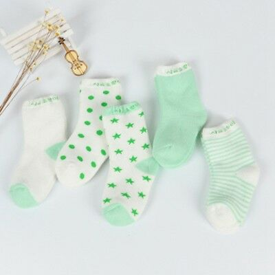 Baby Boy Girl Cartoon Cute Cotton Socks NewBorn Infant Toddler Kids Soft Sock