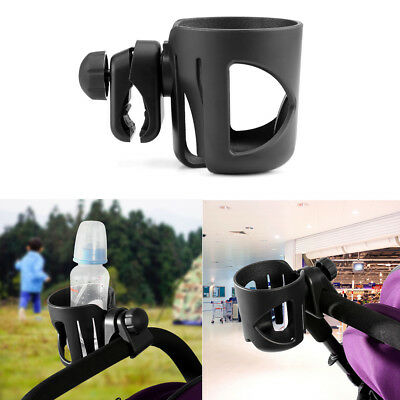 Universal Milk Bottle Cup Holder For Baby Stroller Pram Bicycle Pushchair Buggy