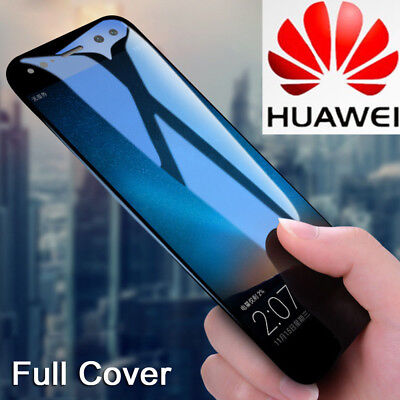 3D FullCover Tempered Glass Film Screen Protector for Huawei Mate10 Lite/Pro P10