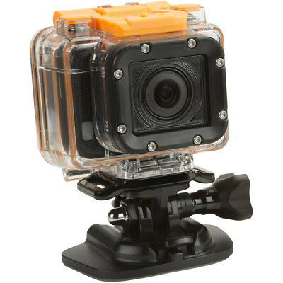 HP AC300w 1080p HD Wi-Fi Action Camera Camcorder