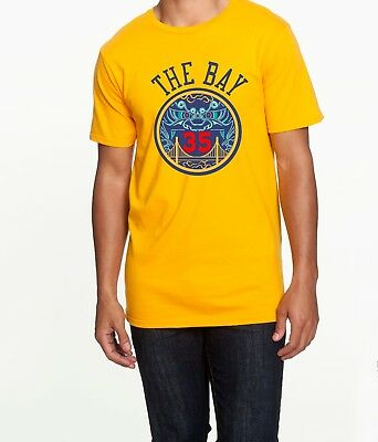 af9da1fb3 ... kevin durant the bay golden state warriors 35 the city t shirt ...