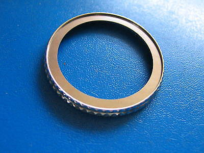 New Metal Bezel Ring made for SEIKO DIVER 7002 Automatic