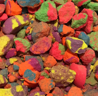 Bath Bomb Bits 150g - Mixed Flavours and Colours