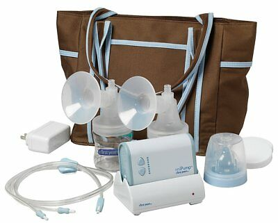 miPump Double Electric Breast Pump