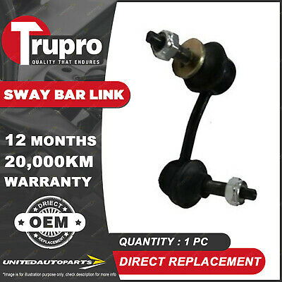 1 Front LH Sway Bar Link Pin for FORD COMMERCIAL FALCON UTE BA BF RTV ute 03-10