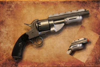 Denix Jayne Cobb's gun on Firefly and Serenity, perfect Steampunk, Non-Firing