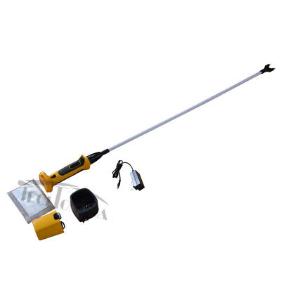 """52"""" / 138cm Hot-Shot Electric Livestock Prod Cattle Pig Wand AC and DC"""
