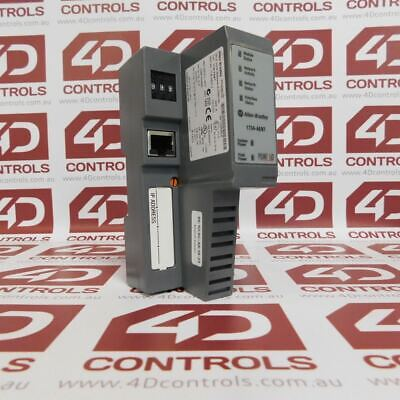 Allen Bradley 1734-AENT EtherNet/IP - Used - Series A