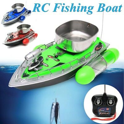 RC Fishing Radio Bait Boat Wireless Remote Control Fish Finder Nest Lure Boat