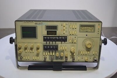 CT SYSTEM 3000B 1 GHz COMMUNICATION SERVICE MONITOR