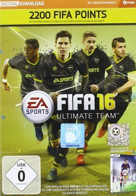 FIFA 16 2200 Fifa Points Code in a BOX