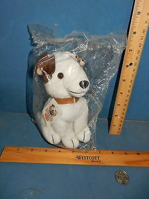 NEW IN PKG DENNY'S WISHBONE JACK RUSSELL TERRIER DOG stuffed dog PARSON