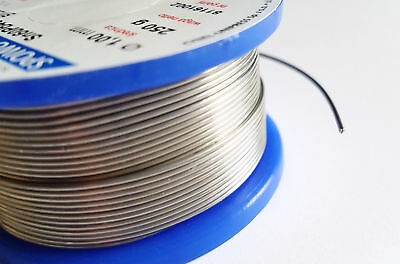 Leaded Solder Wire With Flux 1mm Multicored Sn60Pb40 For PCB SMD DIY Plumbing