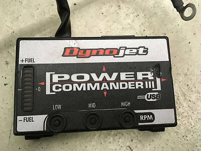 Ducati Monster 1000 ie S2R 1000 Dynojet Power Commander 3 USB 716-410
