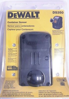 Dewalt Ds350 Container Sensor Site Lock Wireless Signal Sitelock Security