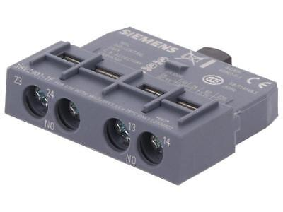 3RV2901-1F Auxiliary contacts Auxiliary contacts NO x2 Mounting front
