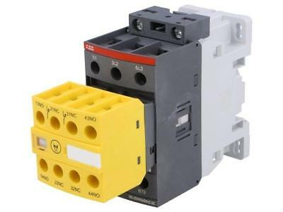 AFS38-30-22-13 Contactor3-pole Auxiliary contacts NC x2,NO x2  ABB