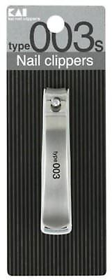Kai nail clippers Type003S KE0127 Free Shipping with Tracking# New from Japan