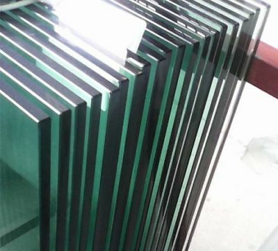 10mm Toughened Glass Panels - Ideal for Glass Balustrade Glass Fence Glass Rail